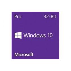 Windows 10 Pro 32-Bit DVD...