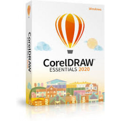 CorelDRAW Essentials 2020