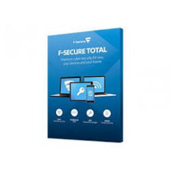 F-SECURE ESD Total Security...