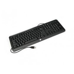 HP USB Keyboard INT layout...