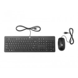 HP Slim USB Keyboard and...