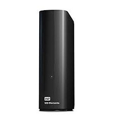 WD Elements external HDD...