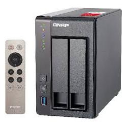 QNAP TS-251+-2-bay NAS