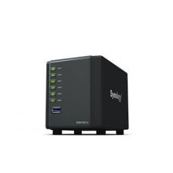 Synology DS419 slim 4-Bay...