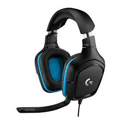 Logitech G432 Wired Gaming...