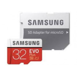 SAMSUNG 32GB MICRO SD EVO+...