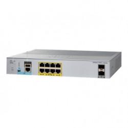Cisco Catalyst 2960L-8PS-LL...