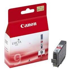 CANON PGI-9r ink color red...
