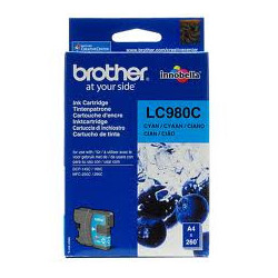 BROTHER LC980C ink cyan