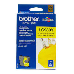 BROTHER LC980Y ink yellow