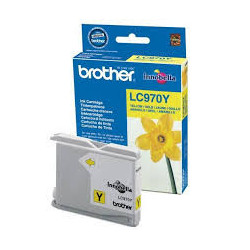 BROTHER LC970Y Ink yellow...