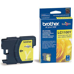 BROTHER LC1100Y ink yellow...