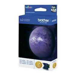 BROTHER LC-1220Y TONER...