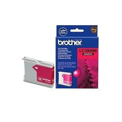 BROTHER LC1000M ink magenta...