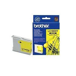 BROTHER LC1000Y ink yellow...