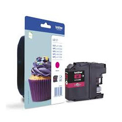 BROTHER LC123M ink magenta...