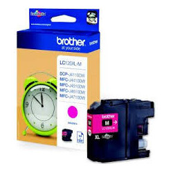 BROTHER LC125XLM magenta ink