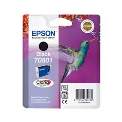 EPSON Tinte Black 7 ml