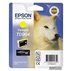 EPSON Tinte Yellow 11.4 ml