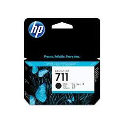 HP 711 ink black 38 ml DJ...