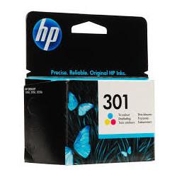 HP 301 ink color DeskJet...