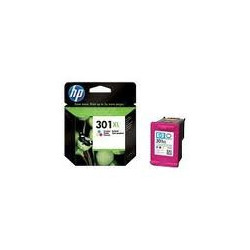 HP 301XL ink color blister