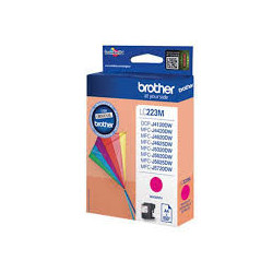 BROTHER LC223M ink magenta...