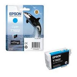 EPSON Ink T7602 Cyan