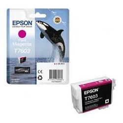 EPSON Ink T7603 Vivid Magenta