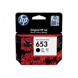 HP 653 Black Original Ink...