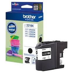 BROTHER LC221BK ink black...