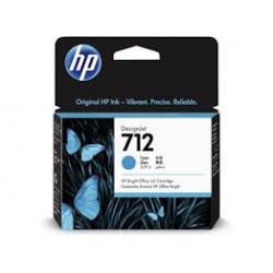 HP 712 29-ml Cyan DesignJet...