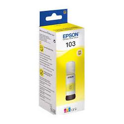 EPSON 103 EcoTank Yellow...