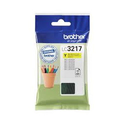 BROTHER LC-3217Y Ink Yellow...