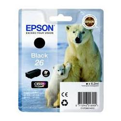 EPSON 26 ink cartridge black