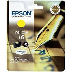 EPSON 16 ink cartridge yellow