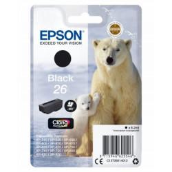 EPSON 26XL ink cartridge black