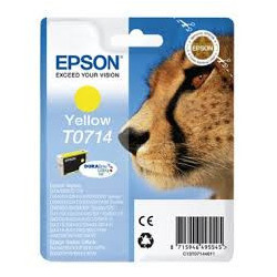 EPSON Tinte Yellow 6 ml