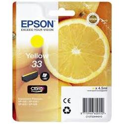 EPSON Singlepack Yellow 33...