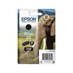 EPSON ink Singlepack Black 24