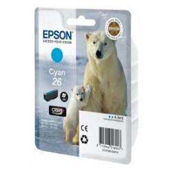 EPSON 26 ink cartridge cyan