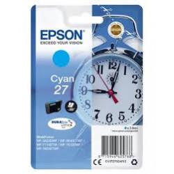 EPSON 27 ink cartridge cyan