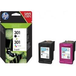 HP 301 ink cartridge combo...