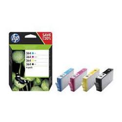 HP 364 CMYK ink cartridge...