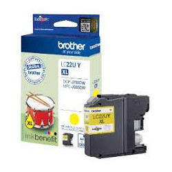 BROTHER LC22UY Ink yellow...