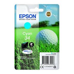 EPSON Singlepack Cyan 34...