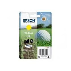 EPSON Singlepack Yellow 34...