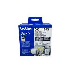BROTHER DK11202 maksitarra...