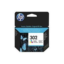 HP 302 ink cartridge Tri-color