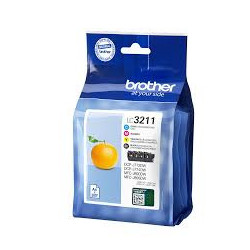 BROTHER LC3211 VALUE BLIS...